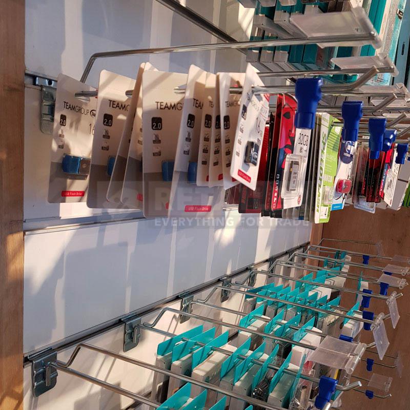kauchi, magaziis inventari